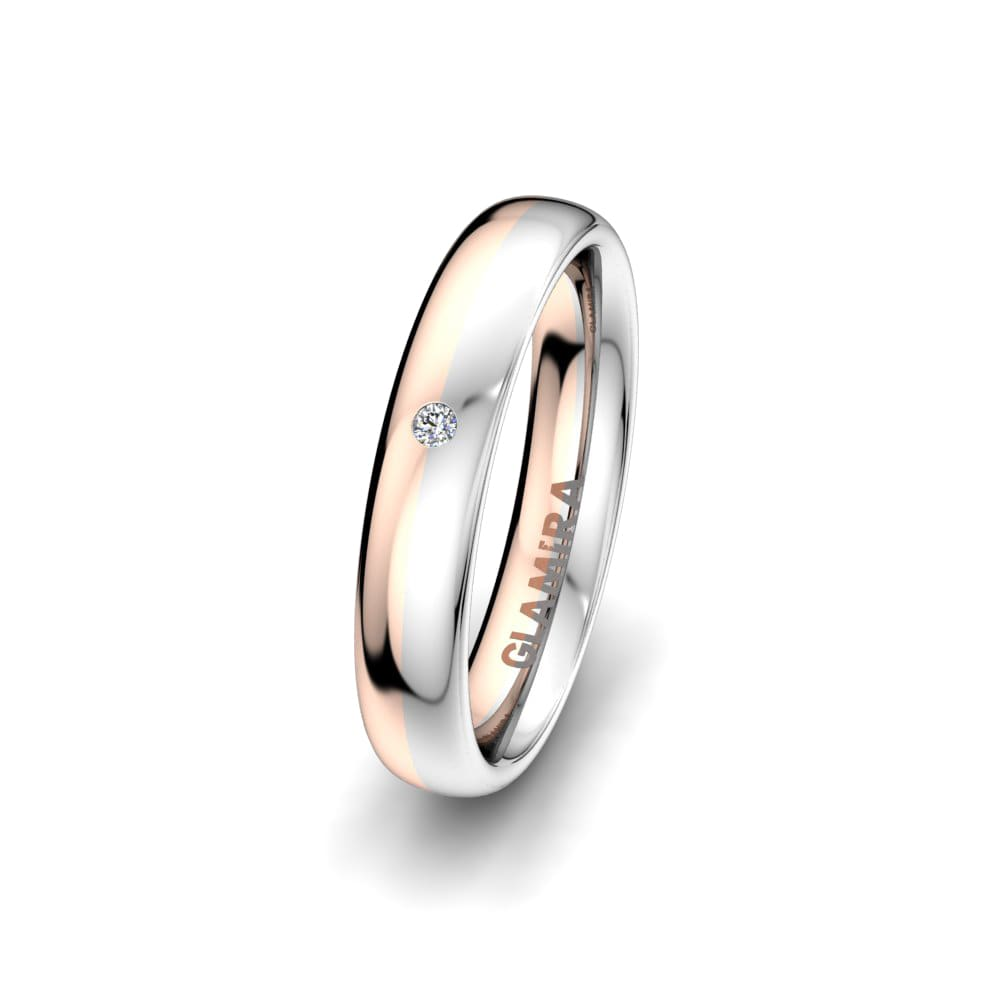 Women's Ring Natural Sensation 4 mm