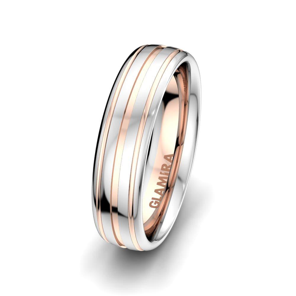 Men's Ring Elegant Destiny 6 mm