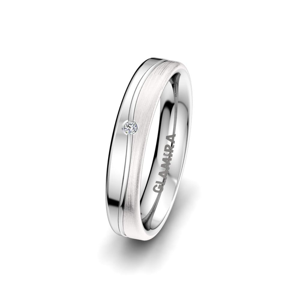 4cf7e33a3 Kúpiť Dámsky prsteň Unique Promise 4 mm   GLAMIRA.sk