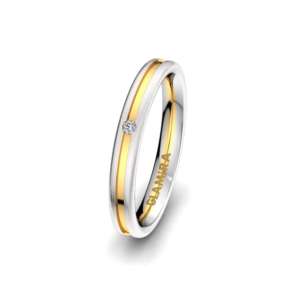 Women's Ring Pure Love 3 mm
