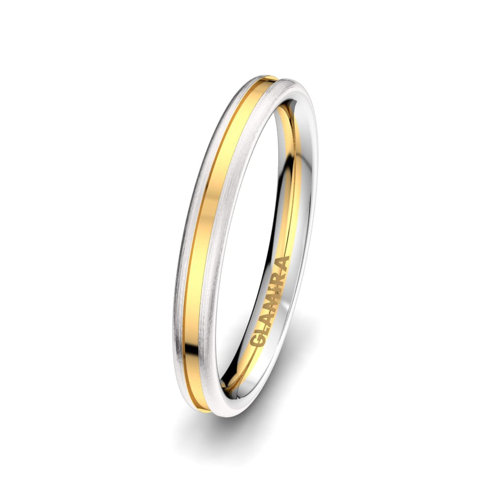 Men's Ring Pure Love 3 mm