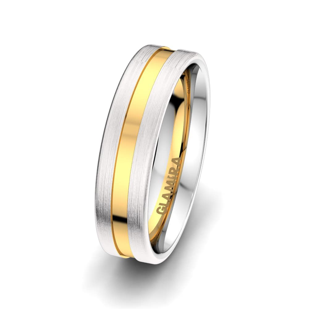 Men's Ring Pure Love 6 mm