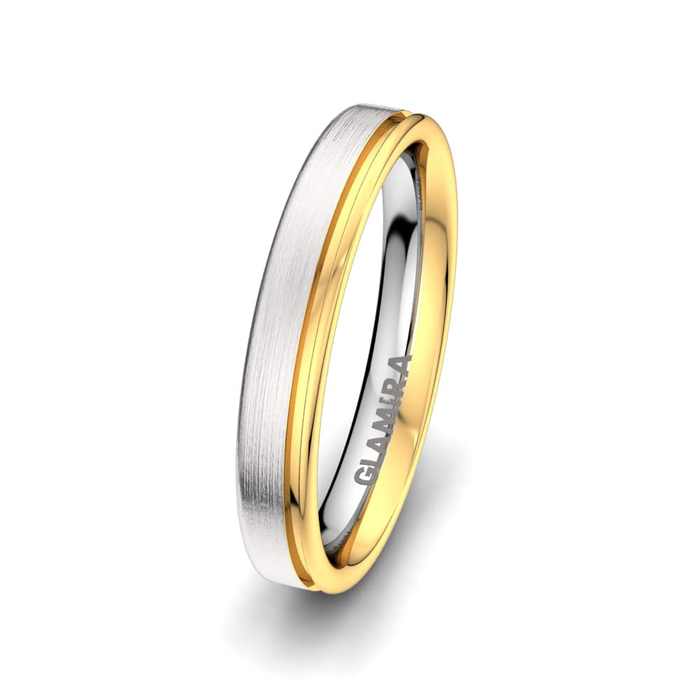 Men's Ring Alluring Duty 4 mm