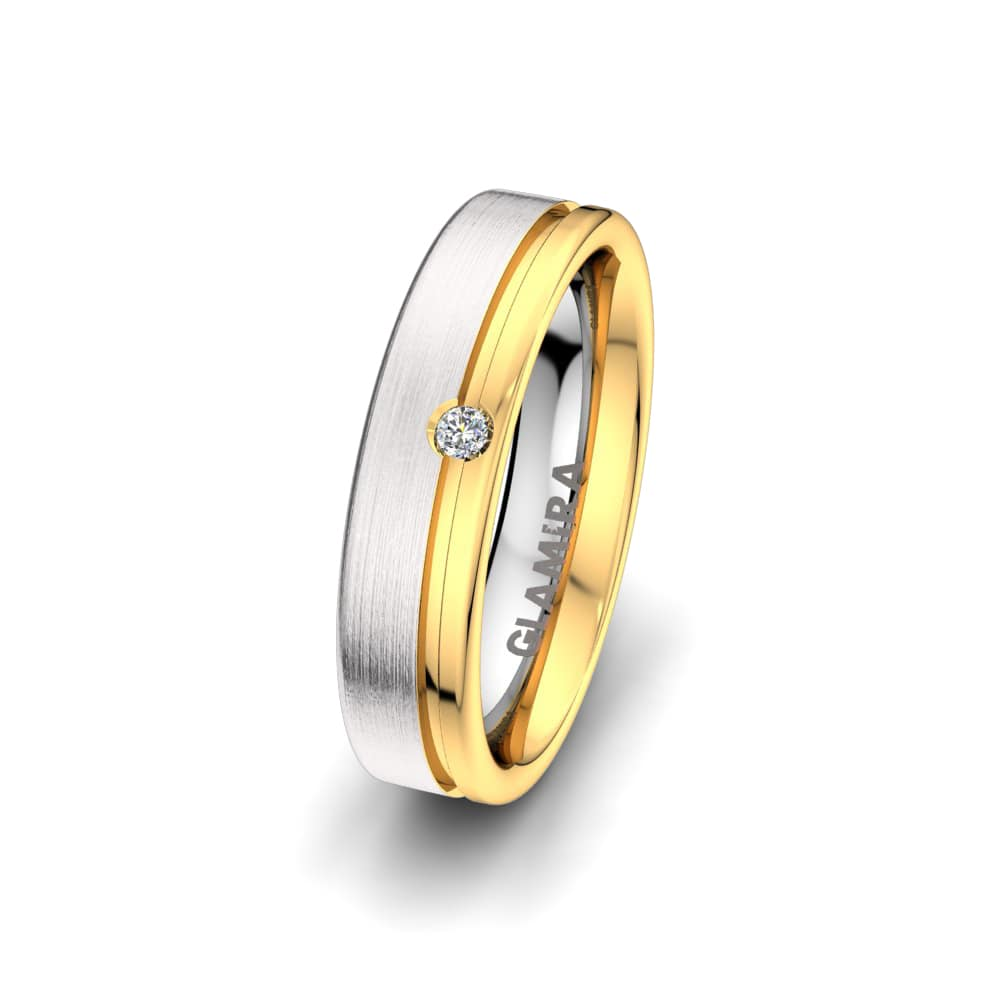 Women's Ring Alluring Duty 5 mm