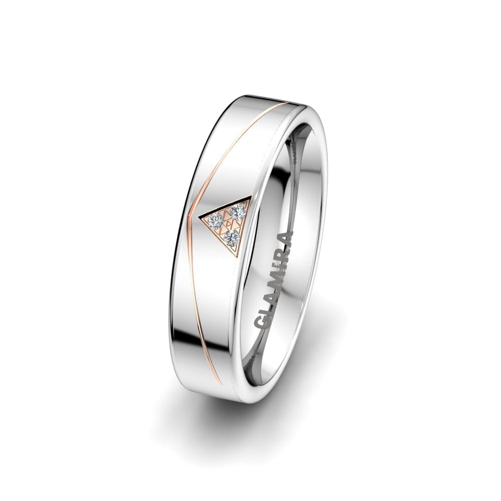 Women's ring Charming Element 5mm