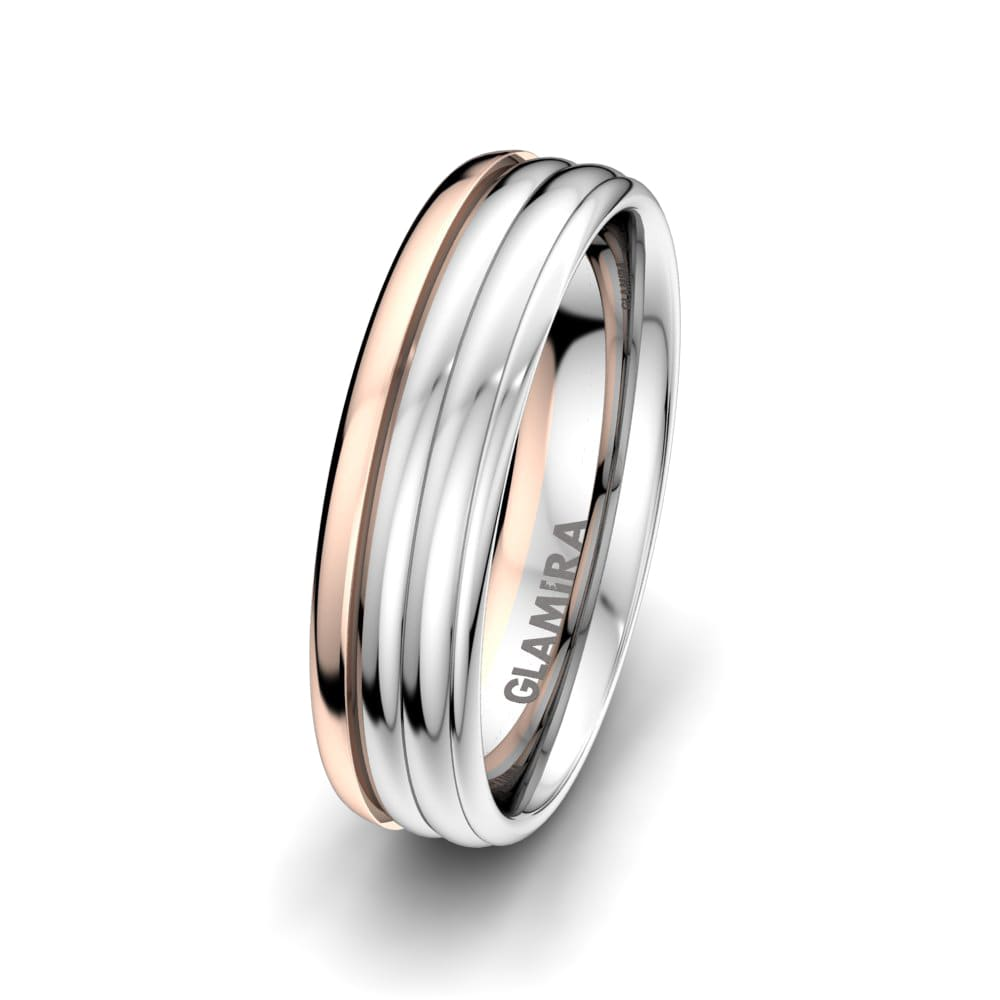 Bague pour hommes Exciting Surface 6mm
