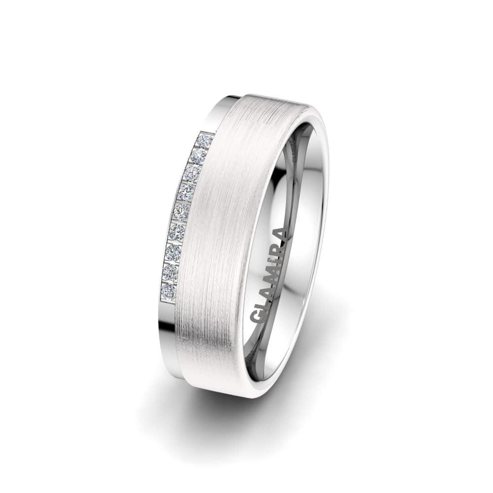 Women's ring Shining Care 6mm