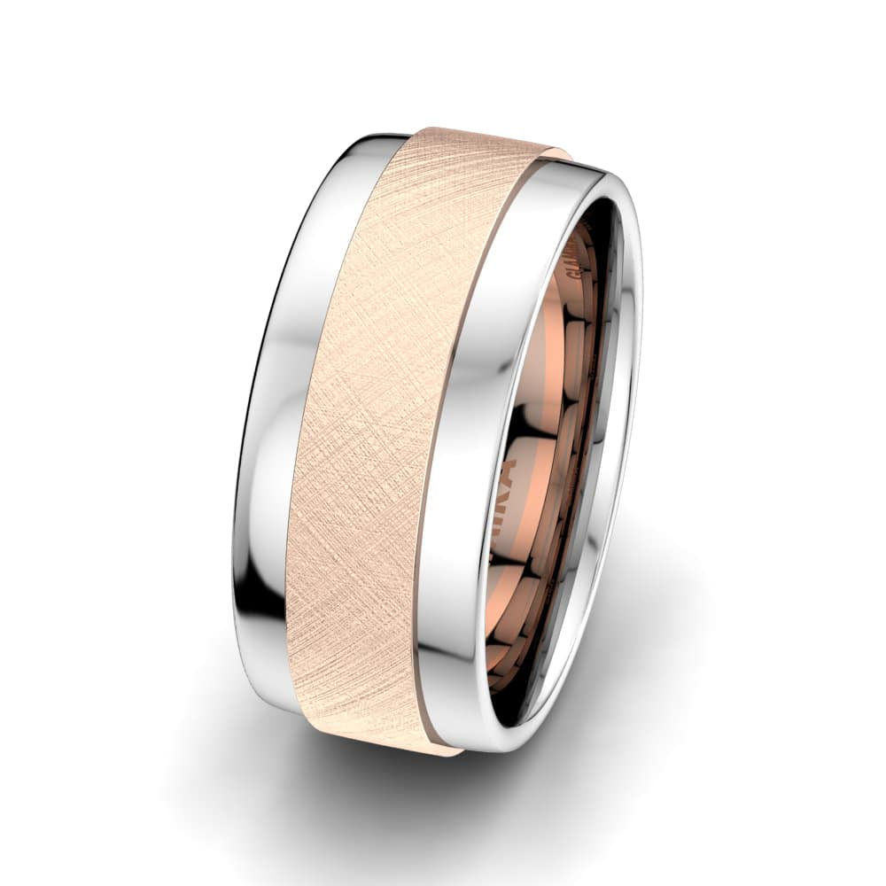 Bague pour hommes Alluring Chapter 10 mm