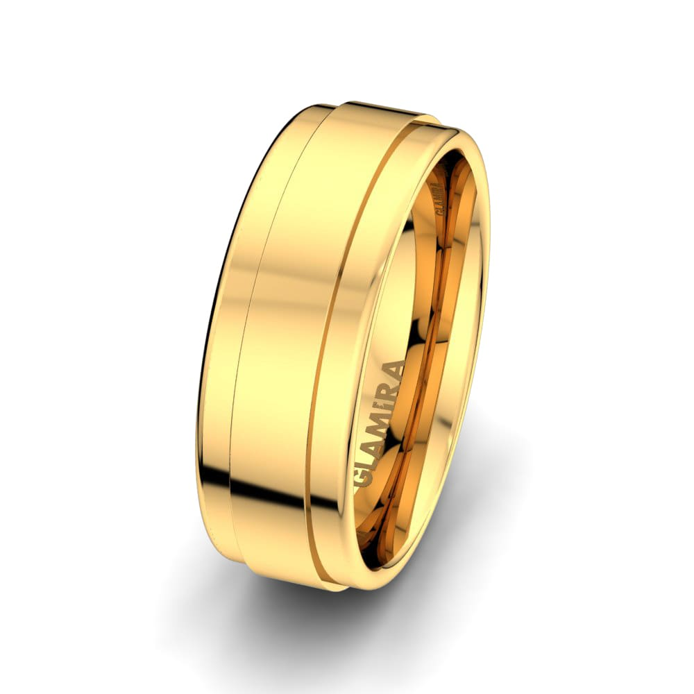 Bague pour hommes Alluring Chapter 8 mm