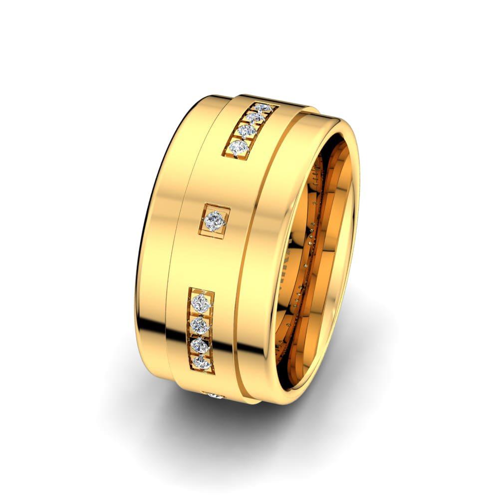 Women's ring Alluring Key 10 mm