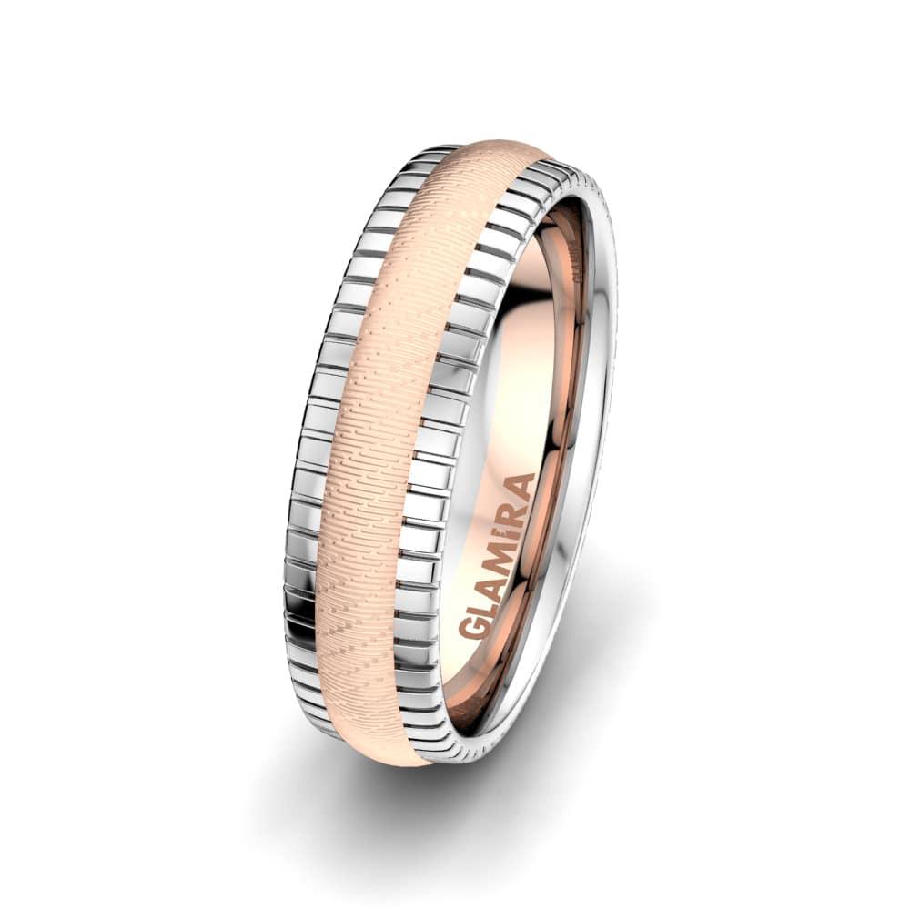 Anello da uomo Bright Jewel 6 mm