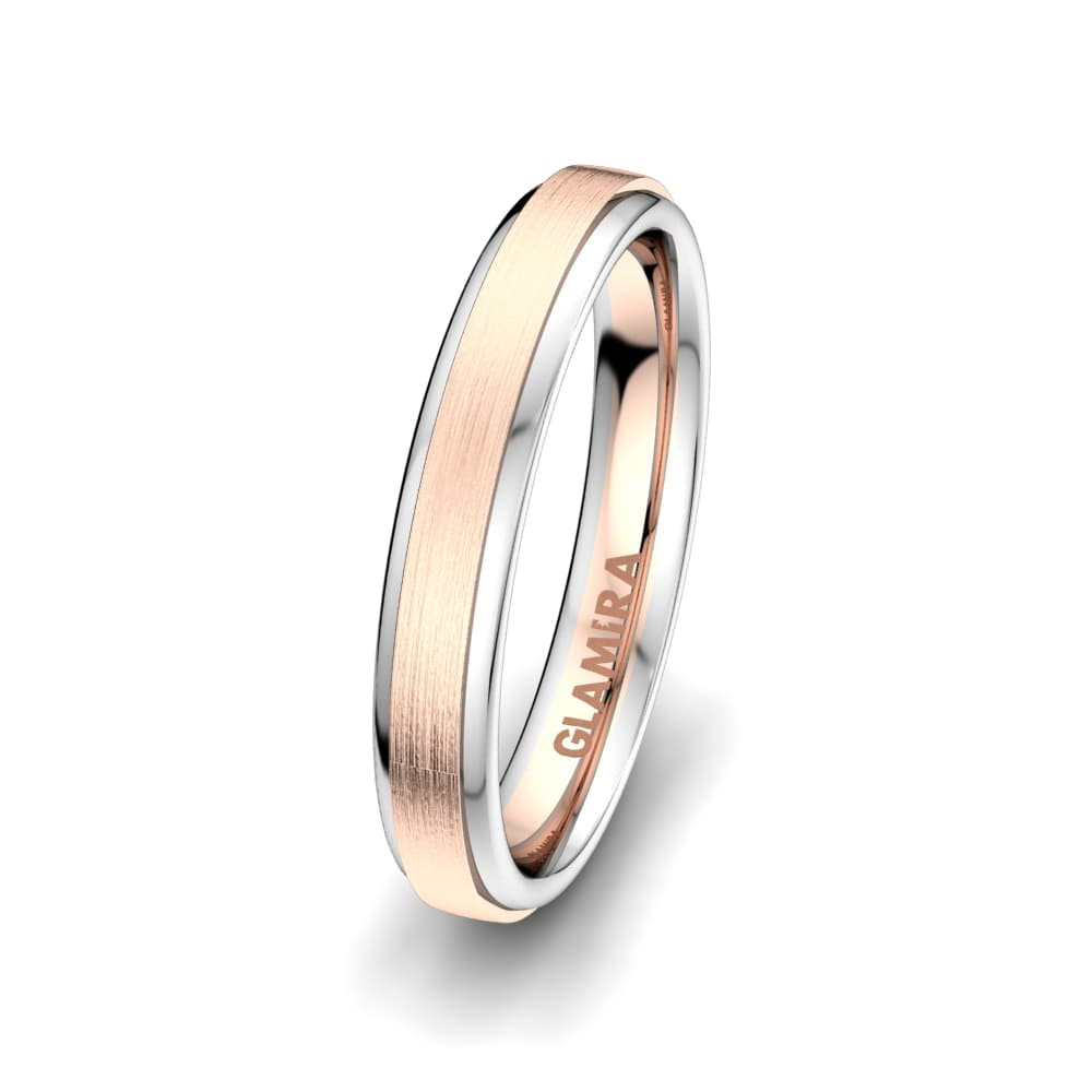 Men's Ring Pure Air 4 mm