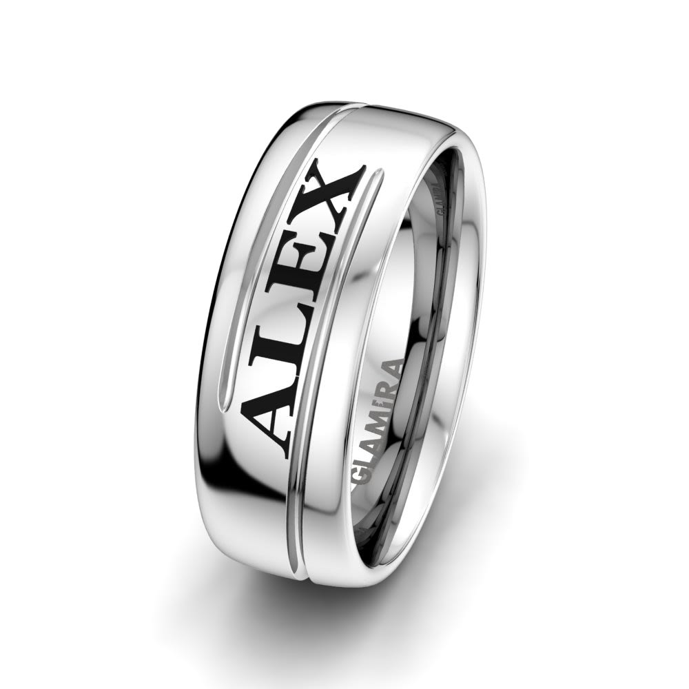 Men's Ring Private Ring 8mm