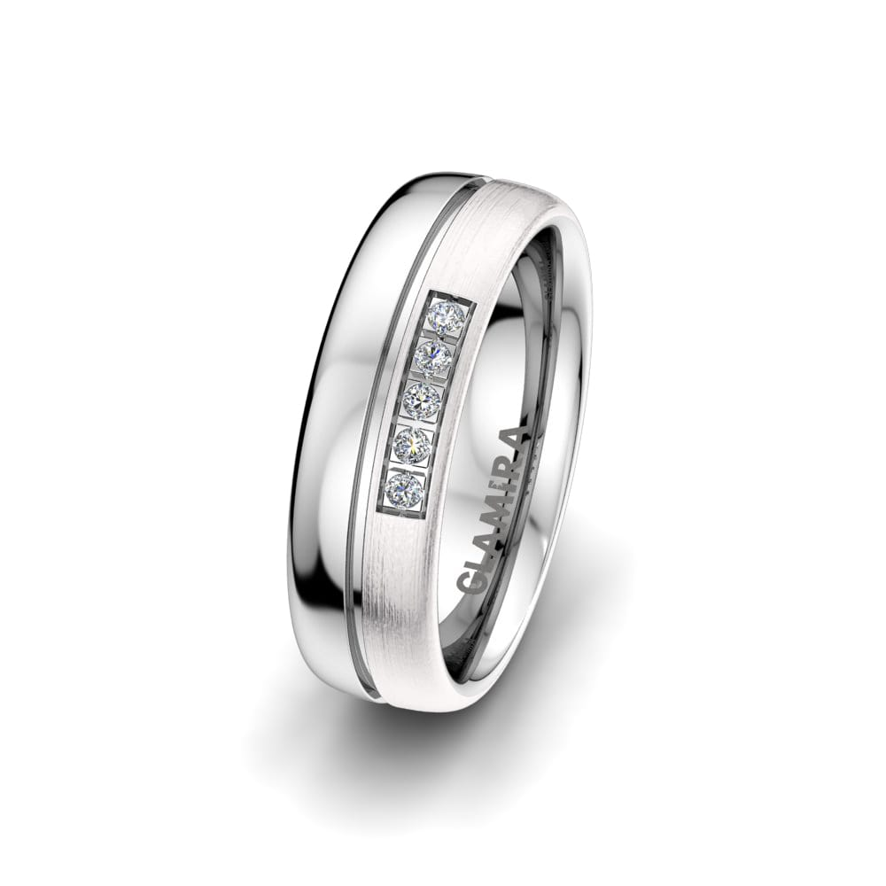 Anello da donna Glorious Design 6mm