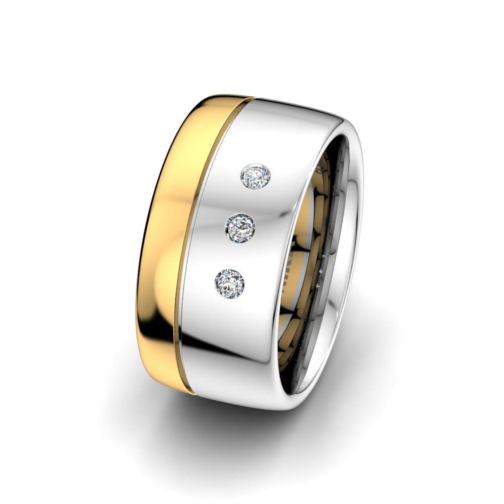 Natural Citrine Gemme Argent sterling Fine Hommes cadeau mariage anneau US 4 To 15