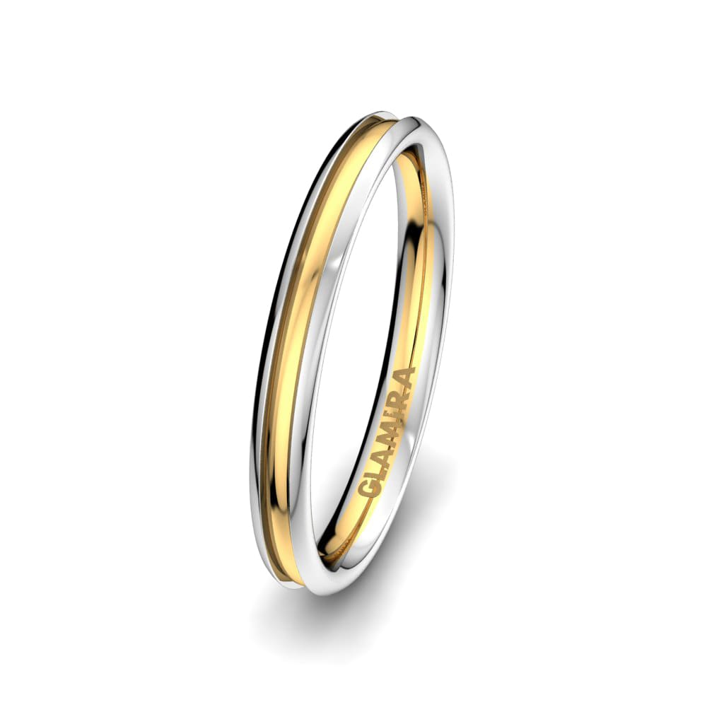 Men's Ring Alluring Spring 3 mm