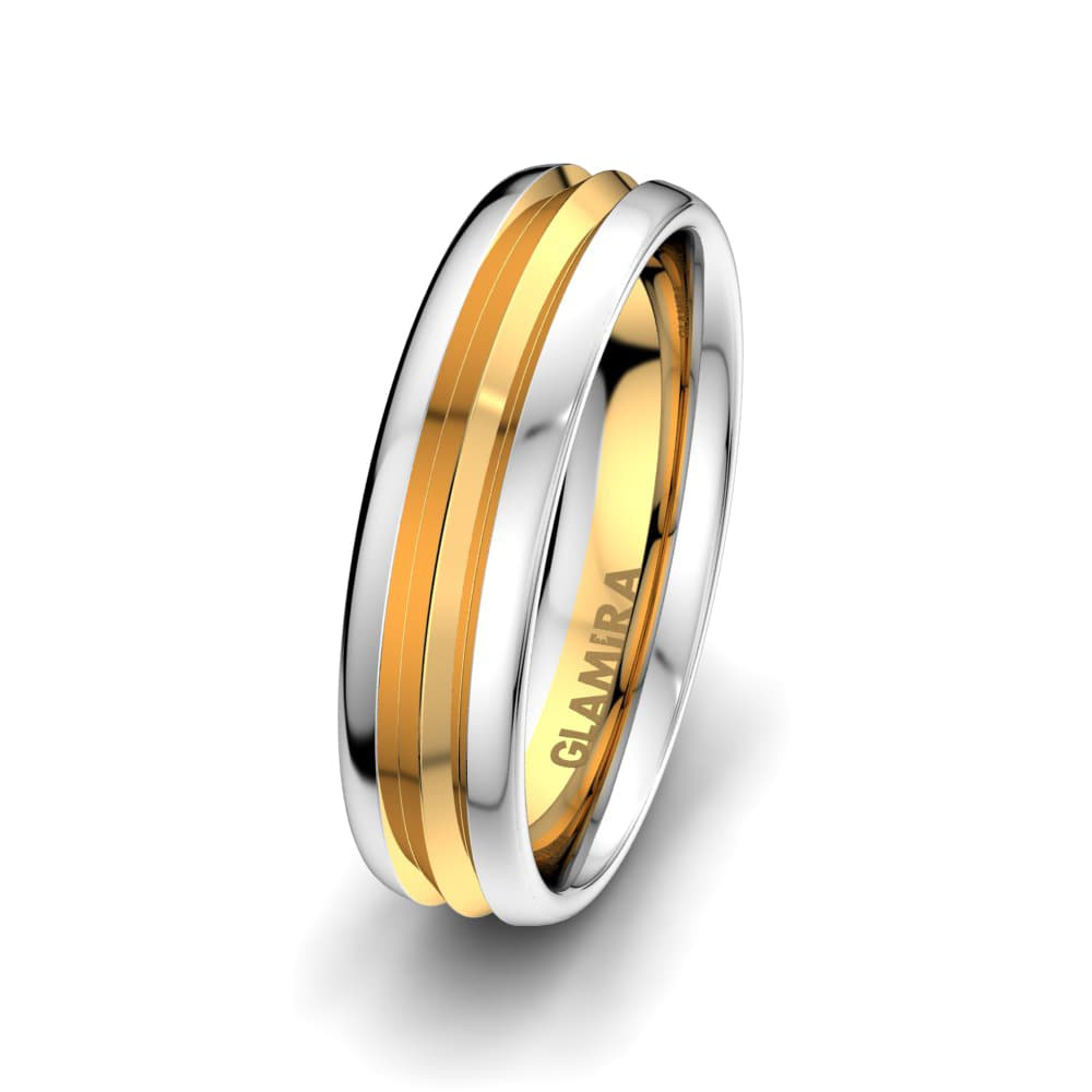 Men's Ring Alluring Gift 6 mm