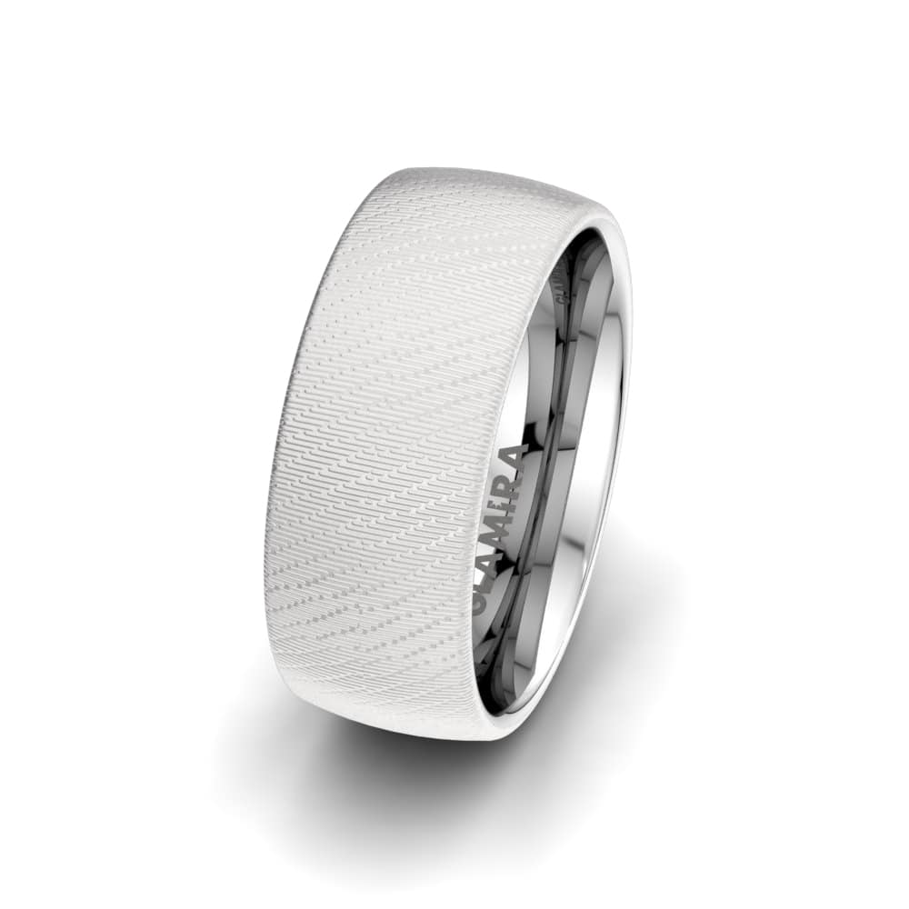 Men's Ring Alluring Breath 8 mm
