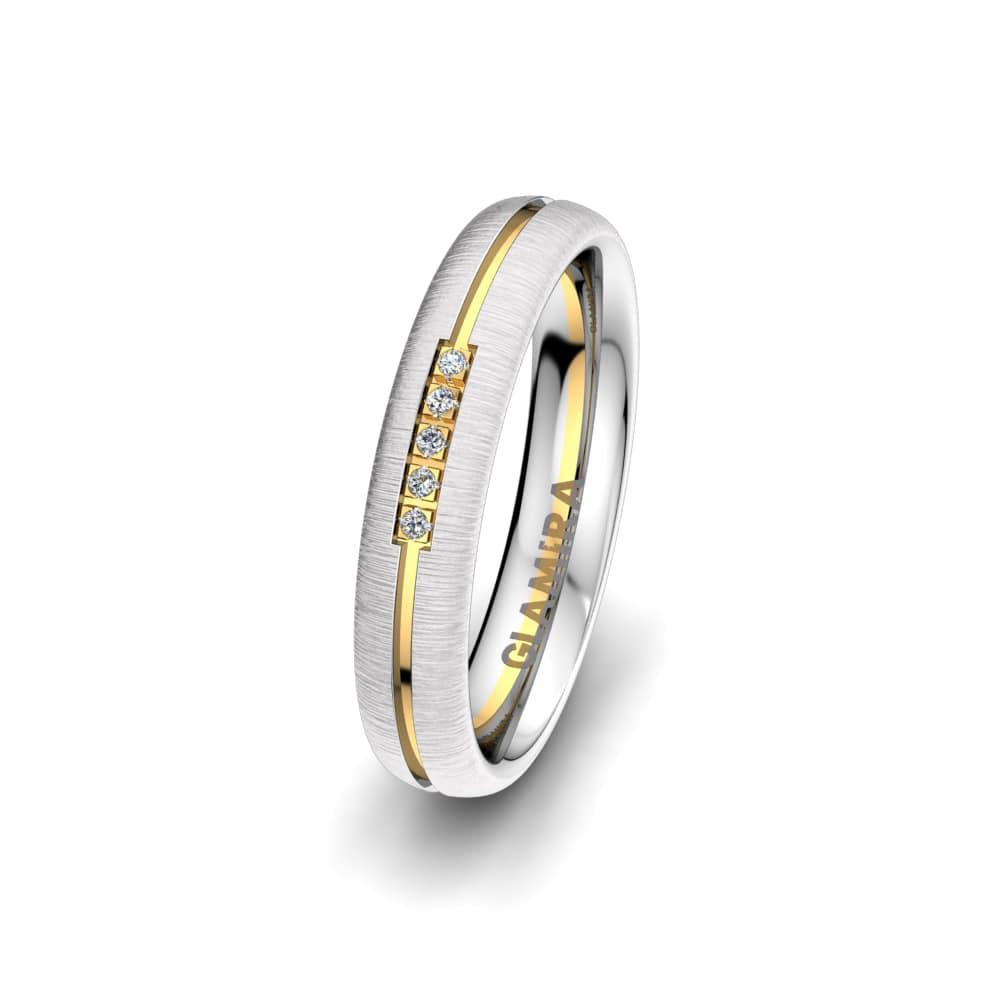 Ženski prstani Alluring Atmosphere 4 mm