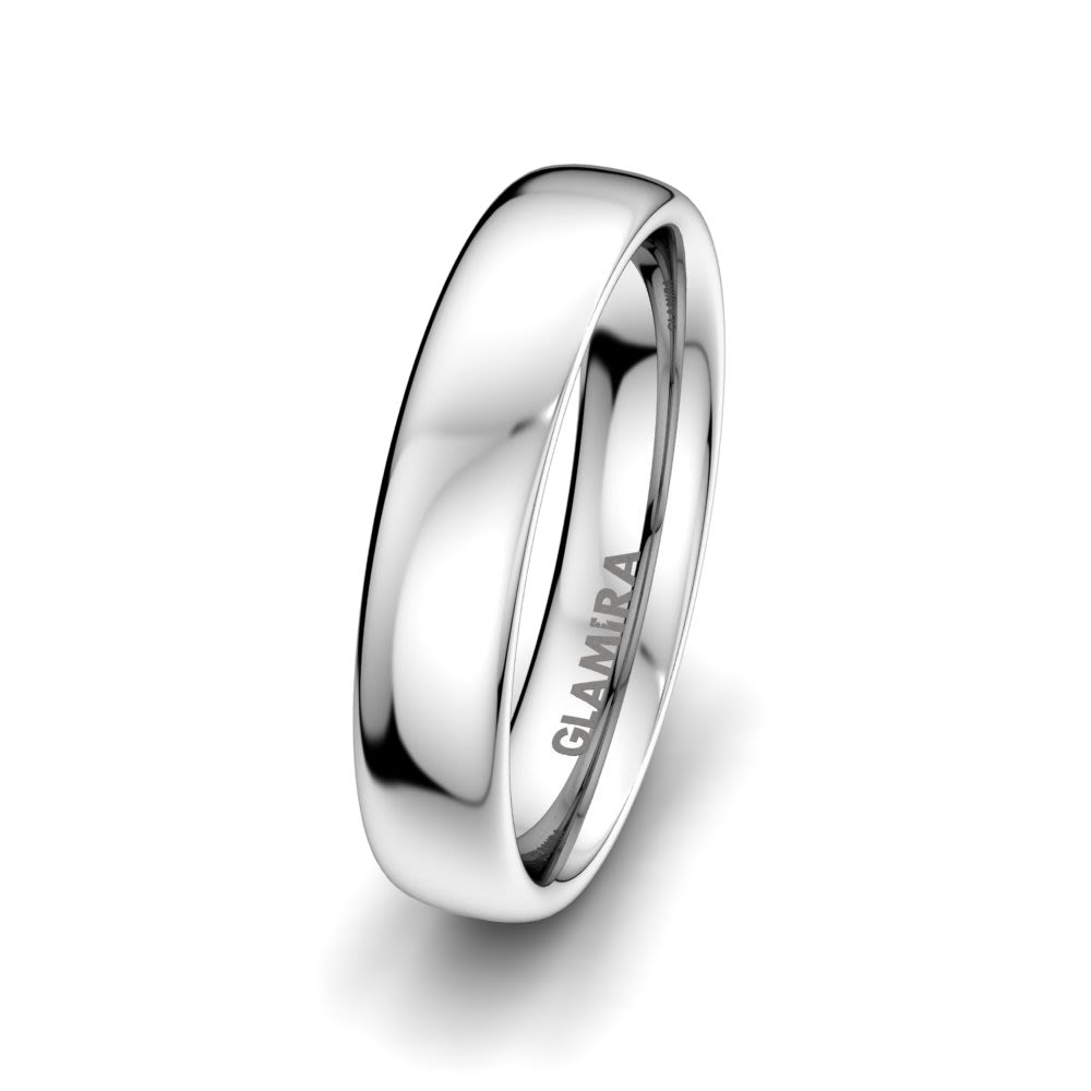 Men's Ring Bright Heart 5 mm