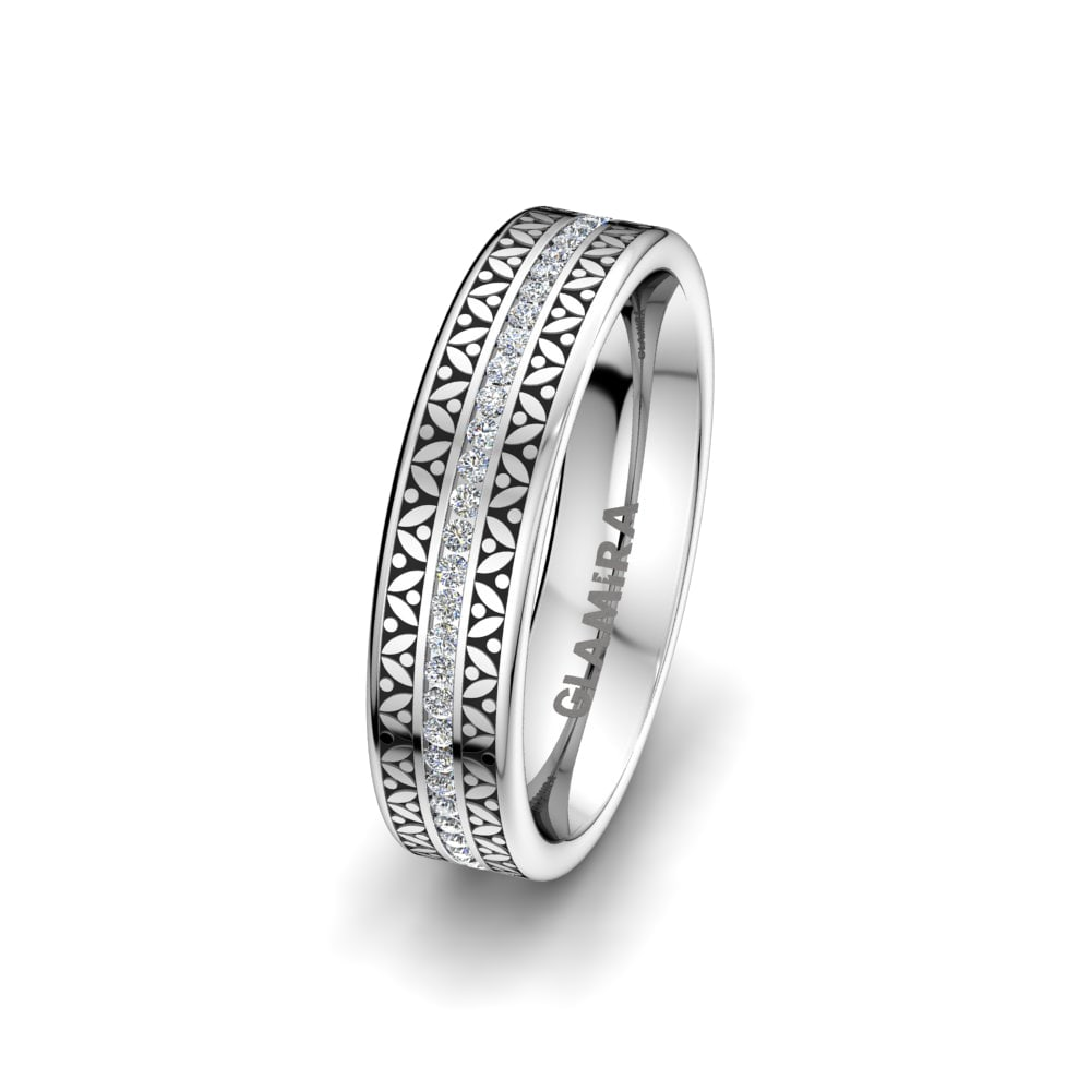 Women's ring Ornate Dream 5 mm