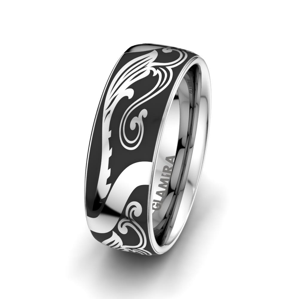 23f8d82db Nákup Pánské prsteny Mystic Cycle 8 mm   GLAMIRA.cz