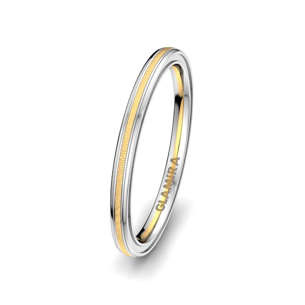 Men's Ring Charming Line 2 mm