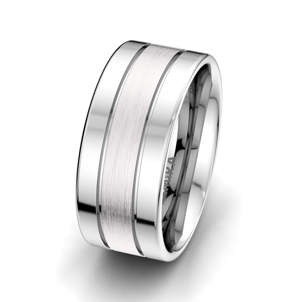 Men's Ring Fever Line 10 mm