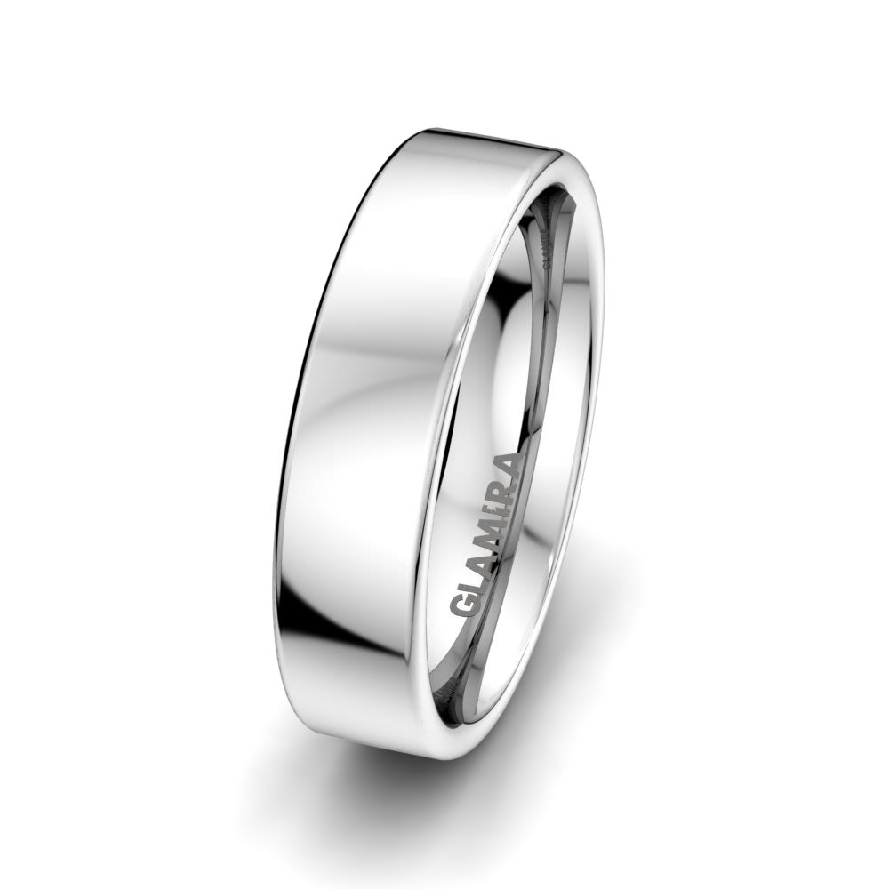Men's Ring Forever Love 6 mm