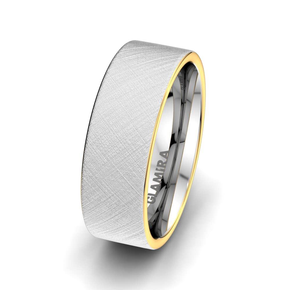 Men's Ring Forever Love 8 mm