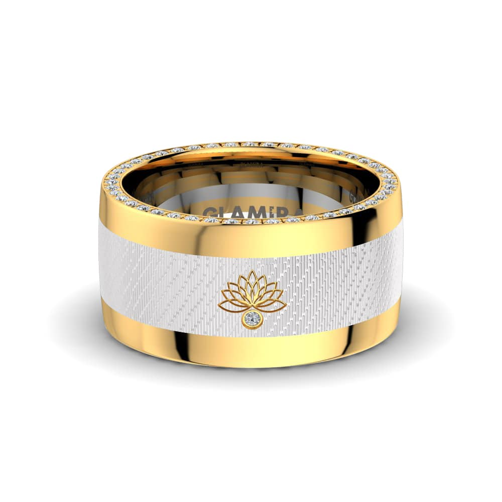 1009446dcfef Anillo de mujer Secret Lotus 10 mm