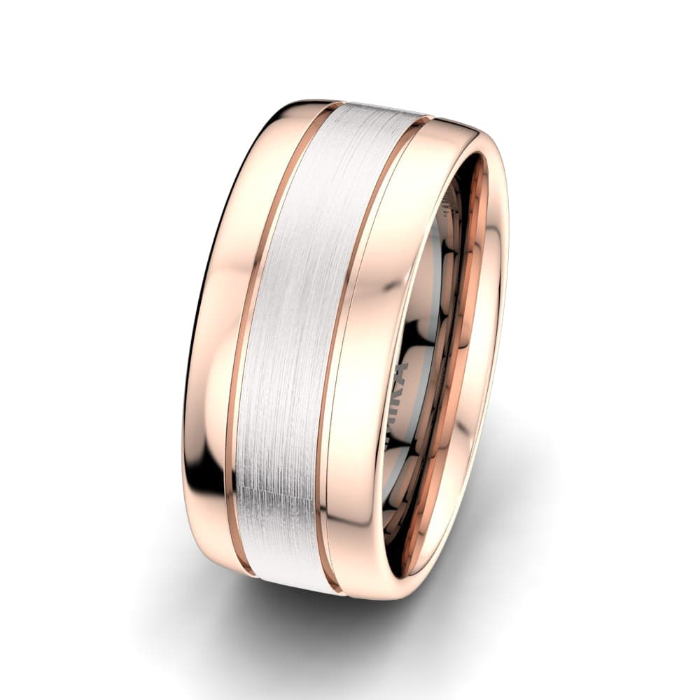 Men's Ring Sensual Joy 10 mm