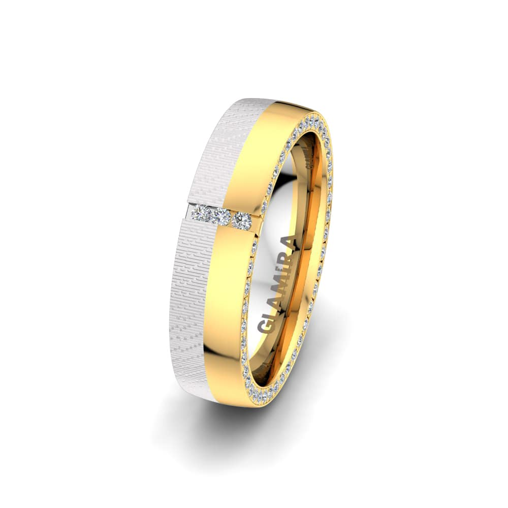 Women's Ring Sensual  Line 5 mm