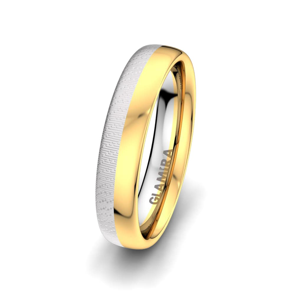 Men's Ring Sensual  Line 5 mm