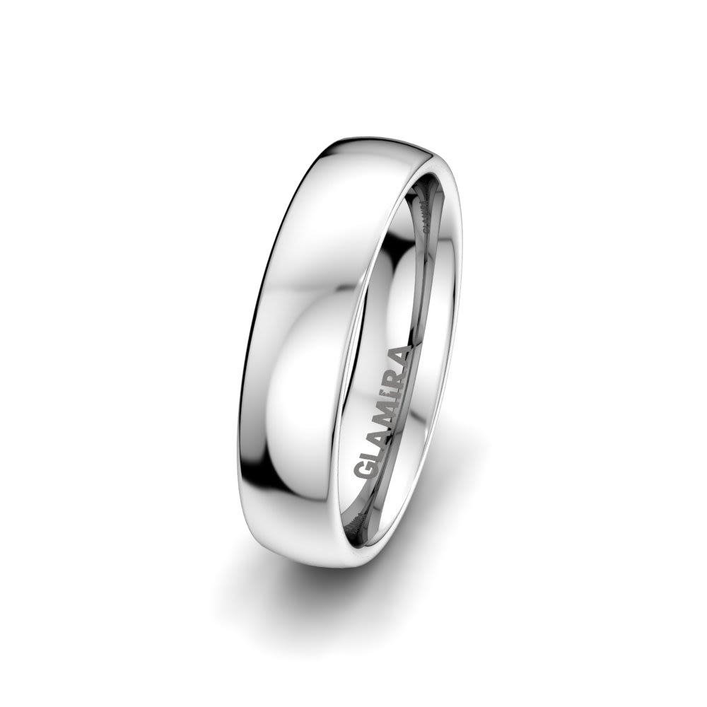 Men's Ring Classic Step 5mm