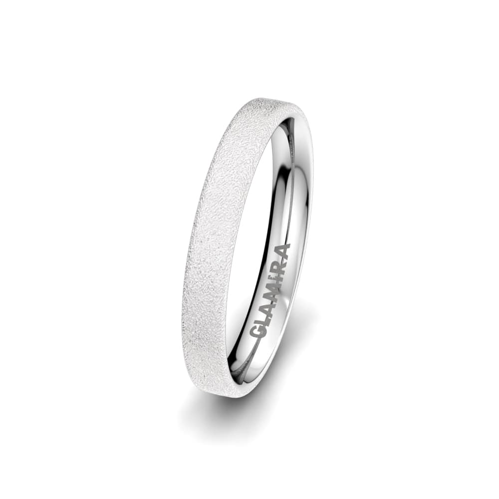 Bague pour hommes Classic Shade 3 mm