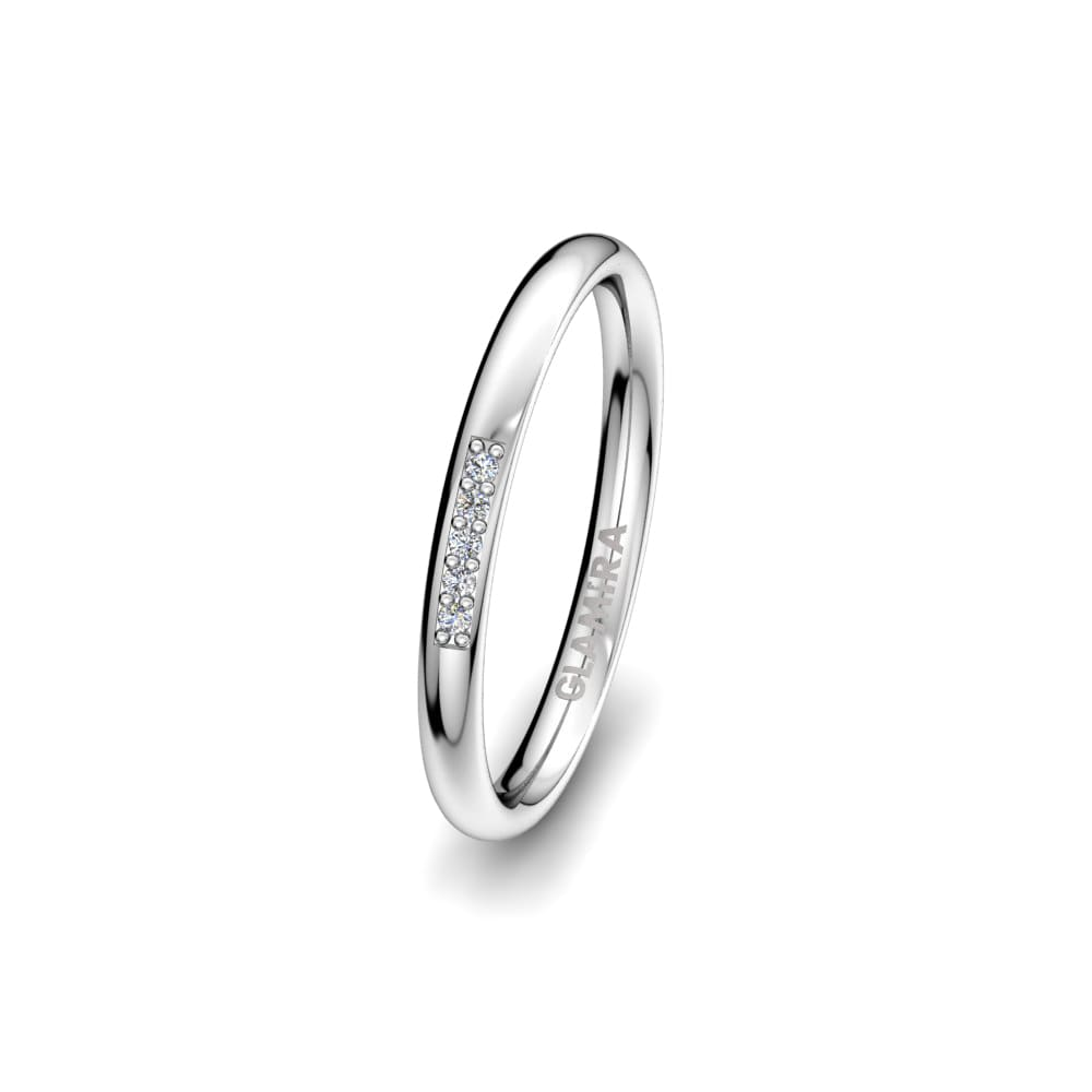 Anello da donna Classic Progress 2mm