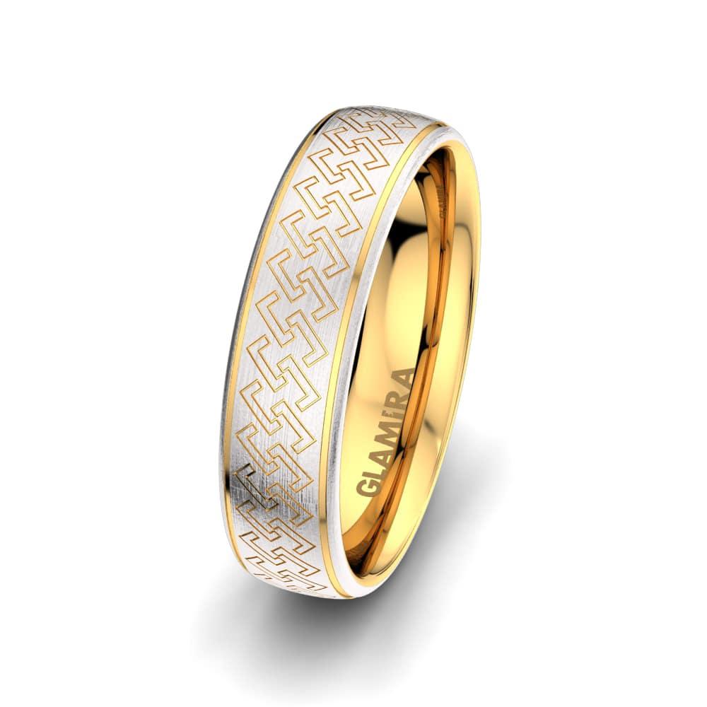 Men's Ring Exotic Chain 6 mm