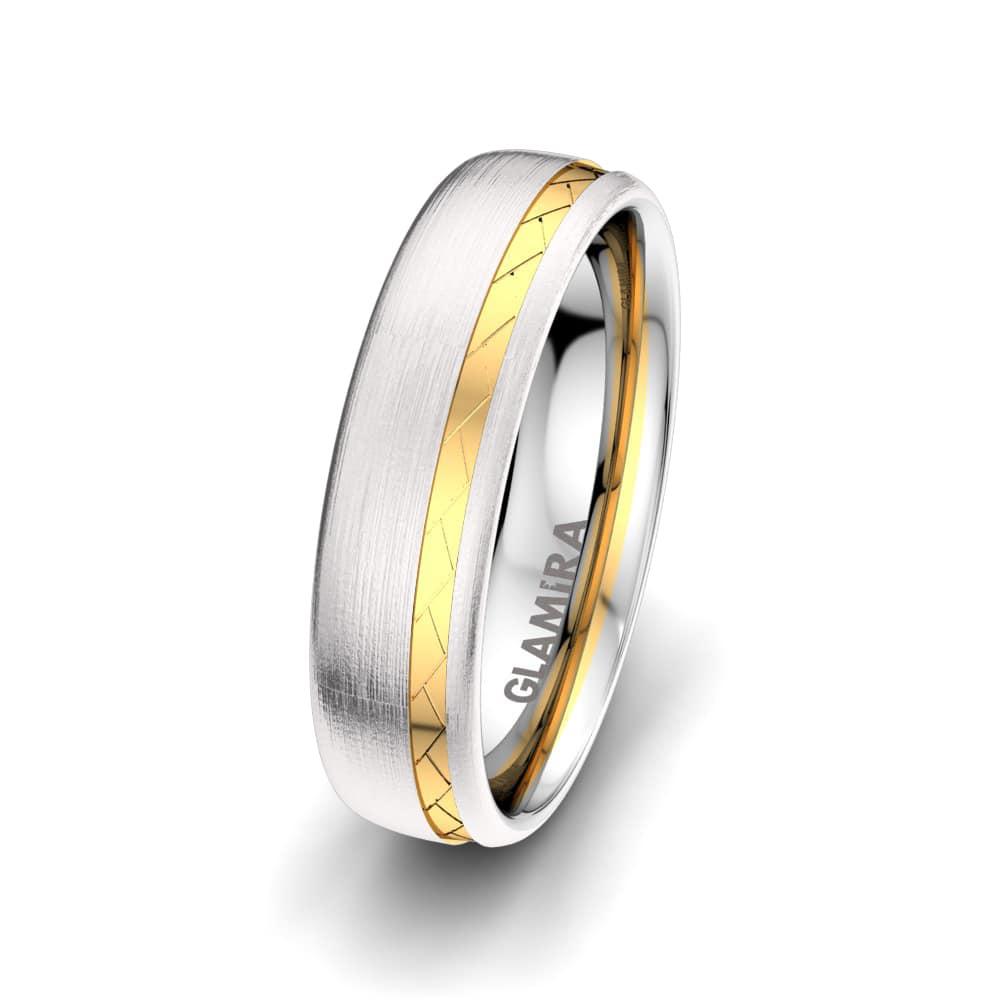 Moški prstani Gorgeous Light 6 mm