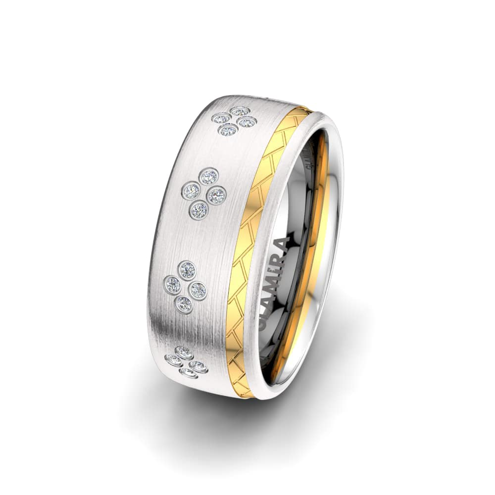 Ženski prstani Gorgeous Light 8 mm
