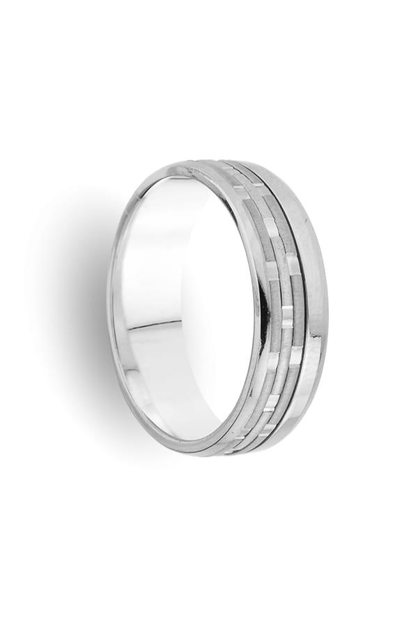 Men's ring Sensual Spin