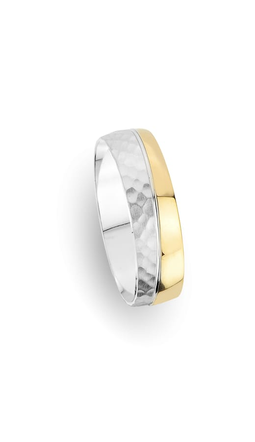 Bague pour hommes  Great Smooth