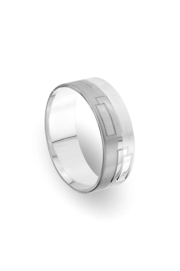 Men's ring Exotic Game