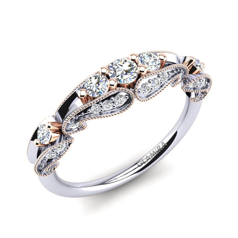 GLAMIRA Žiedas Ambrogia