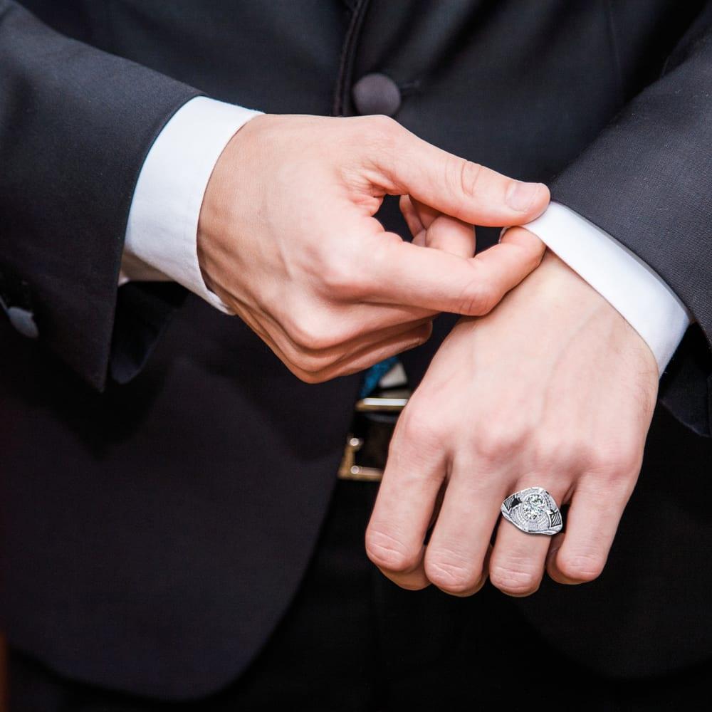 Buy GLAMIRA Ring Baldemar | GLAMIRA.ae