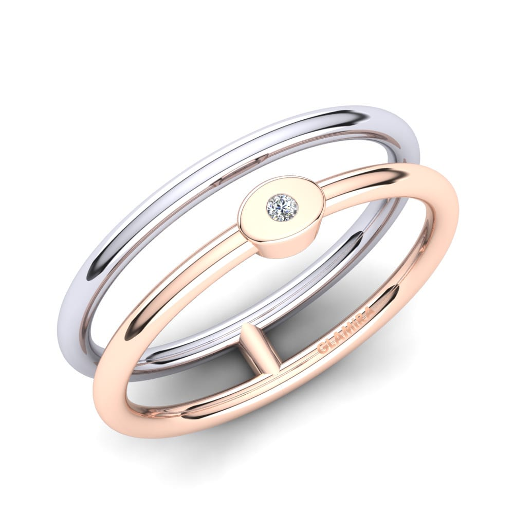 GLAMIRA Knuckle Ring Bertille