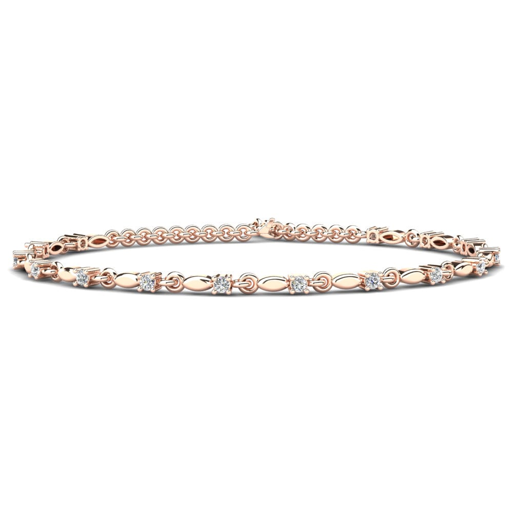 GLAMIRA Bracelet Celesia 16 cm