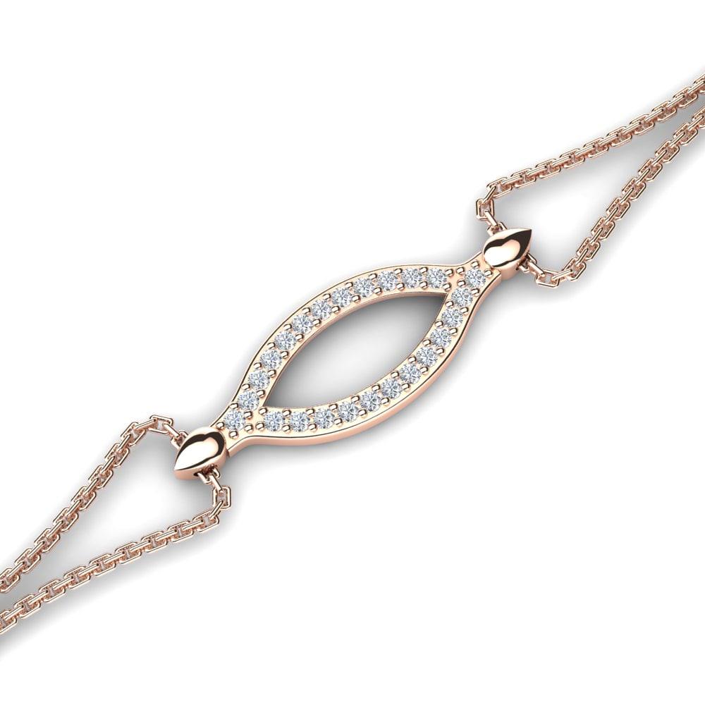 GLAMIRA Bracelet Celestina