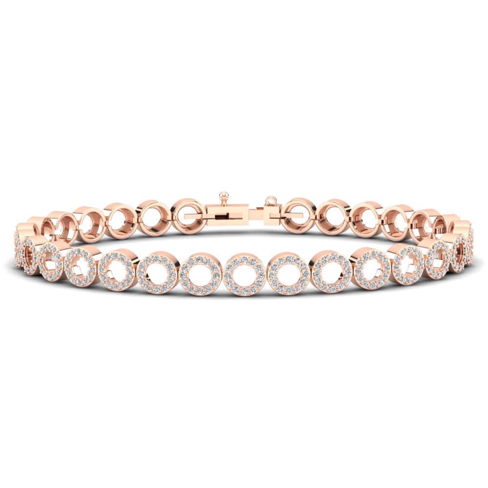 GLAMIRA Bracelet Celiane