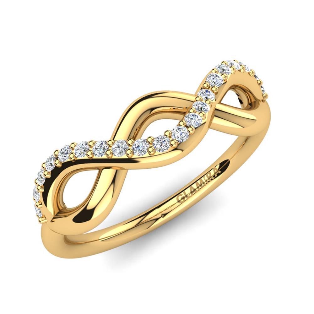 GLAMIRA Knuckle Ring Cirilia